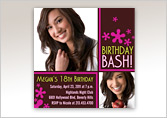 Shop Teen Birthday Invitations
