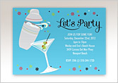 Shop Holiday Party Invitations