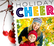 Shop Happy Holidays Photo Cards